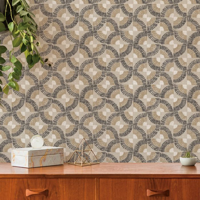 Grasscloth Fans in 2020 Grasscloth, Removable wallpaper