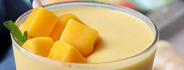 Spiced Mango Lassi Smoothie main image
