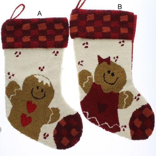 Gingerbread Stocking 31