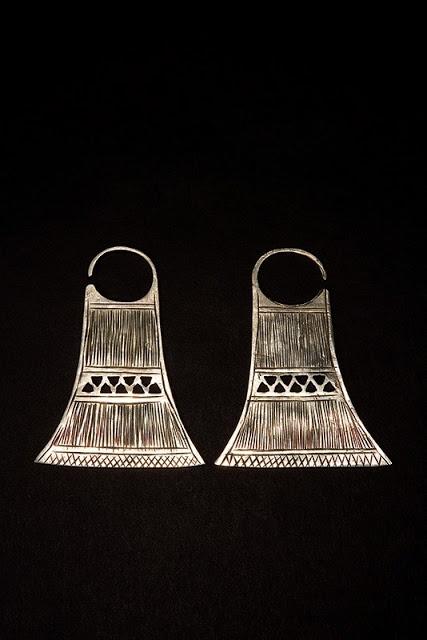 Mapuche Silver Jewelry | colourful season