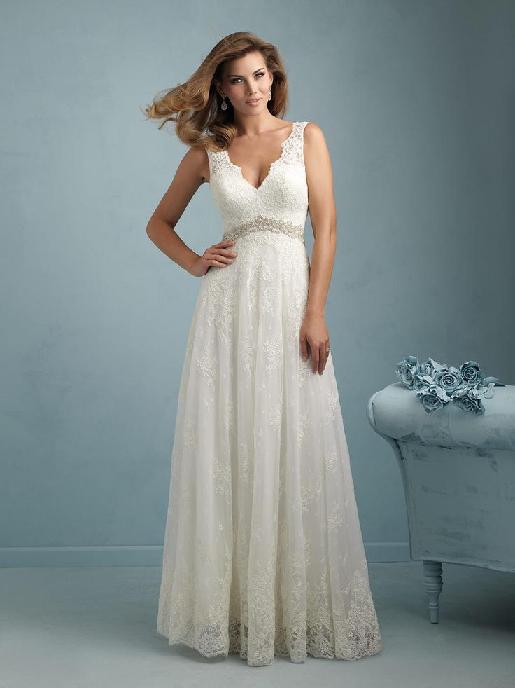 68 best Allure Bridal Dresses images on Pinterest | Wedding ...