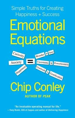 Joy = Love - Fear: Worth Reading, Chips, Chipconley, Emotional Equations, Simple Truths, Books Worth, Success