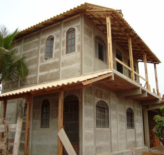 Fotos de casas pre moldadas, fotos de casas pre fabricadas concreto armado, blocos termicos