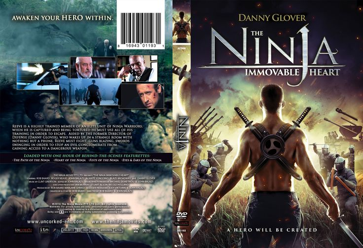 Metal Life Interviews Rob Baard, Star of 'Ninja: Immovable Heart' Also Starring Danny Glover  http://metallife.com/metal-life-interviews-rob-baard-star-of-ninja-immovable-heart-also-starring-danny-glover/