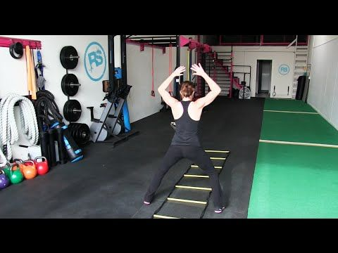30 Agility Ladder Drills - Beginner, Intermediate and Advanced Variations - YouTube