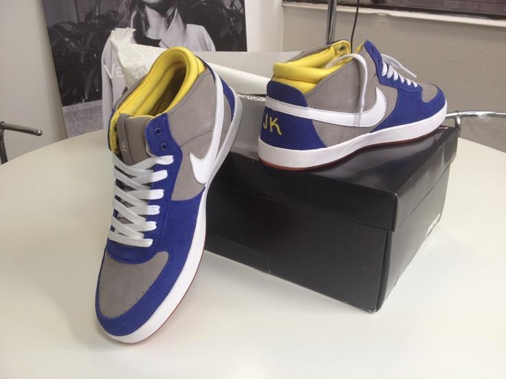 NikeID custom