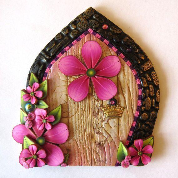 Tiny Garden Art – Polymer Clay