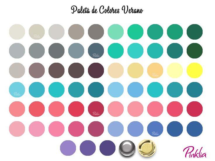 Colores para mujeres estación verano | Pinklia | Tu portal favorito para lucir bella y unica