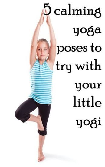 5 calming yoga poses for kids:  Visit my blog at www.myreadingtutor.net to learn more.
