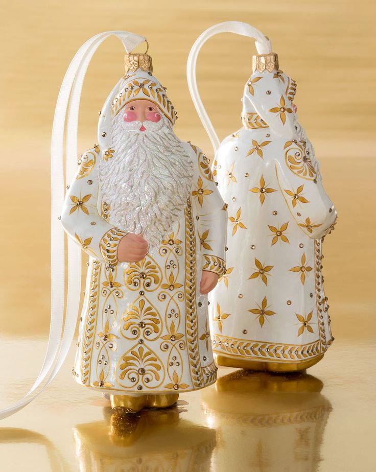 453 best Patricia Breen Christmas Ornaments images on Pinterest