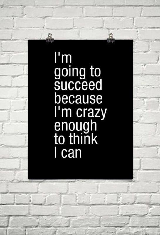 30 Day Challenges, Go Girls, Succeed, Life, Success Quotes, Inspiration, Crazy Girls, I M Crazy, Motivation