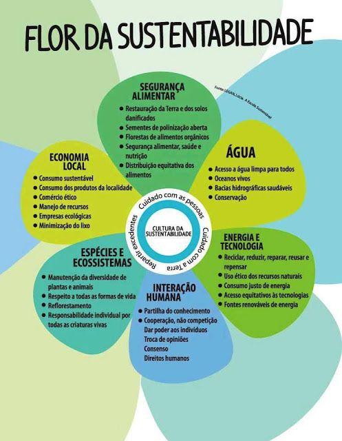 Flor da Sustentabilidade - ...Ecoturis