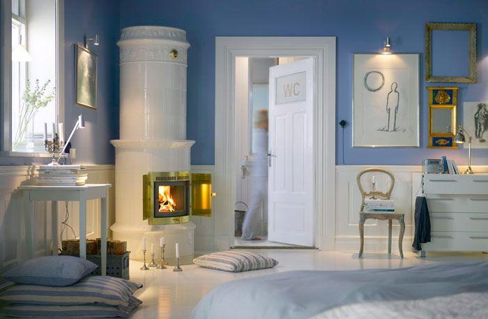 Skapa stämning med en braskamin – många fina modeller - Sköna hem