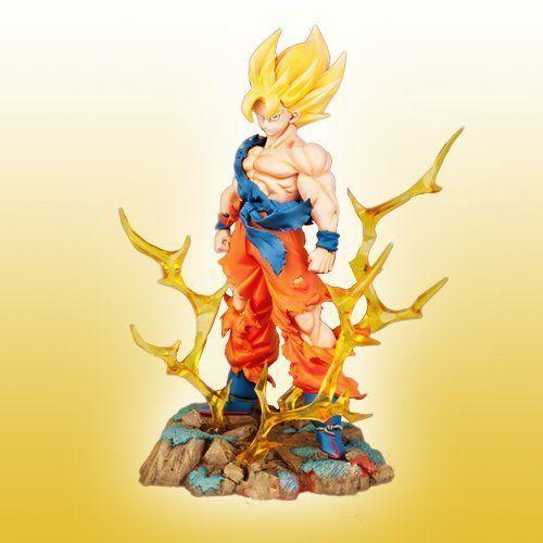 Ichiban Kuji Dragon Ball Kai Super Saiyan Son Goku Banpresto Figure Japan New