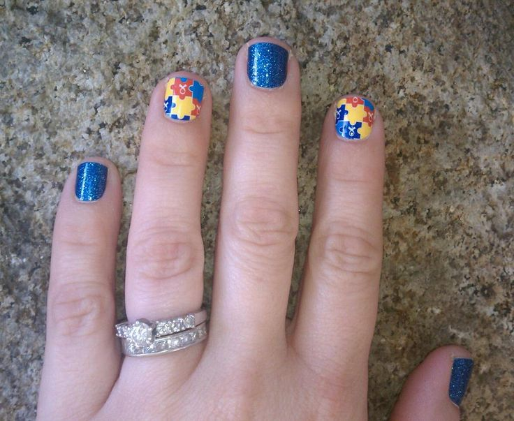 Pretty Easy Nail Designs To Do At Home - Home Design Ideas