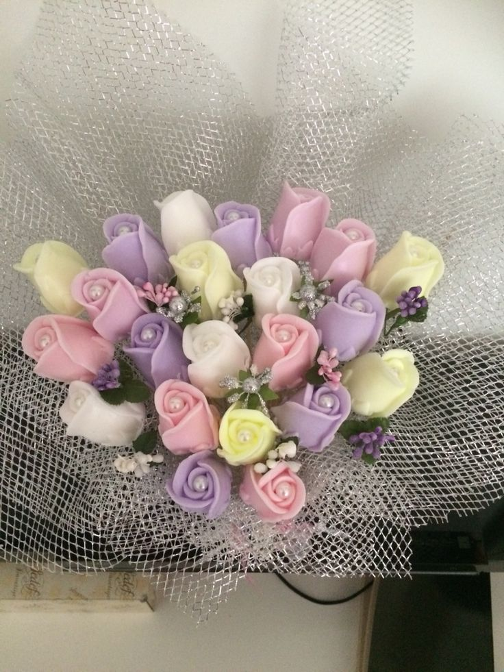 Sabundan güller 45₺