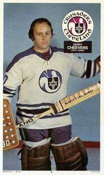 Gerry Cheevers
