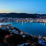 100-100x Wellington City by Paul Wallace (NZ)