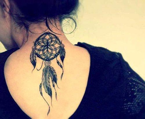 descubre los originales tatuajes atrapasueos y sus tatuajes geniales cool tattoos pinterest