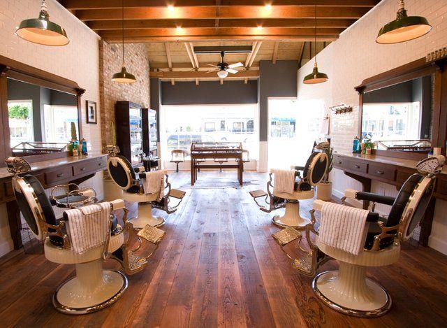 baxter finley barber shop los angeles clothing store or barber shop - Barbershop Design Ideas