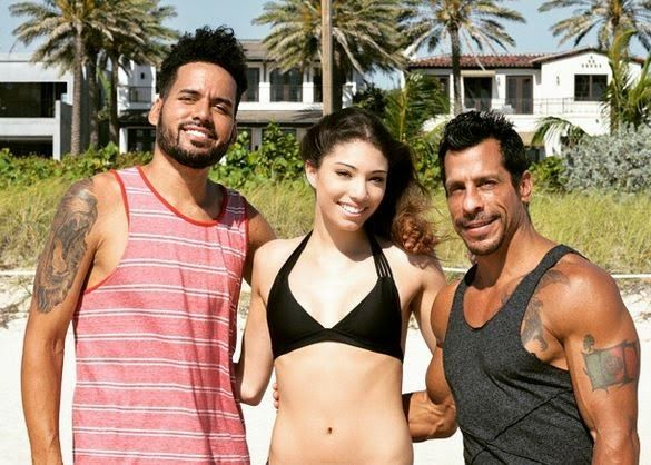 NKOTB News: Behind the scenes photos of Danny Wood's new music video
