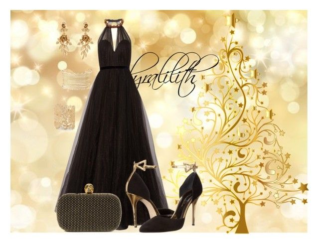Happy New Year by lyralilith on Polyvore featuring arte