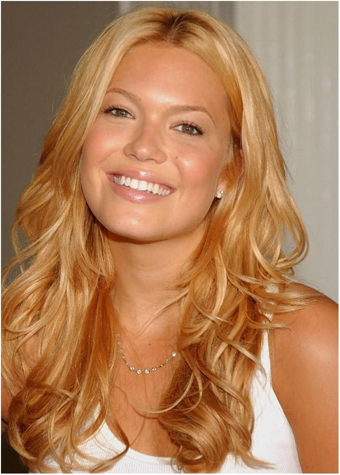 Light Strawberry Blonde Hair   Light Strawberry Blonde Hairstyles - Blonde Hair Colors