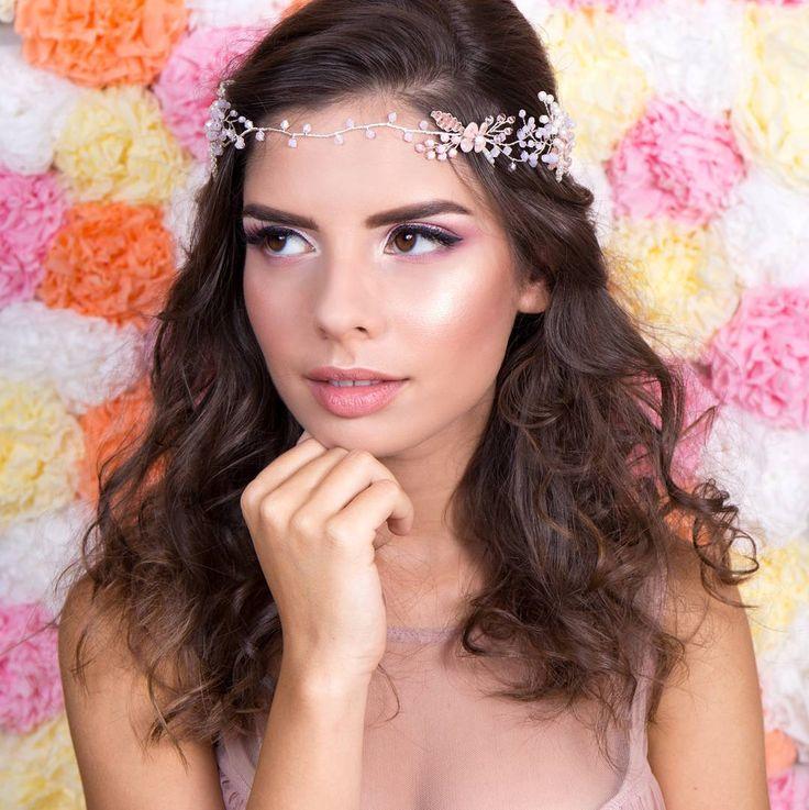 flower power   #bridalmakeup #makeup