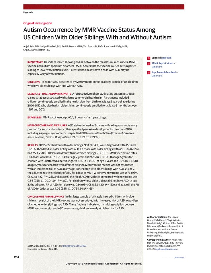 mmr vaccine and autism information cycle 1 m-m-r® ii (measles, mumps, and rubella virus vaccine live) description  m-m-r® ii (measles, mumps, and rubella virus vaccine live) is a live virus vaccine for vaccination against measles.