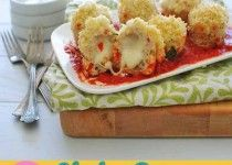 Mini Chicken Parmesan Meatloaf Cupcakes – Good Things Come in Small Packages   Grocery Eats