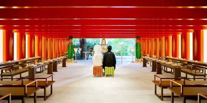 太閤園 神殿(豊生殿)画像1-1