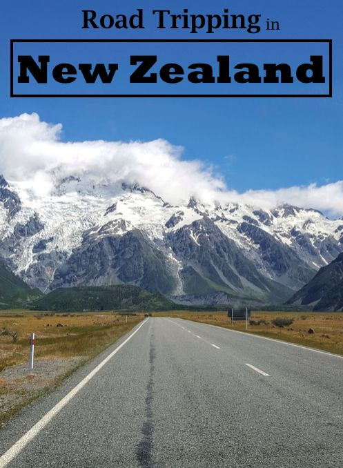 Tips on how best to do a road trip with camping through New Zealand!