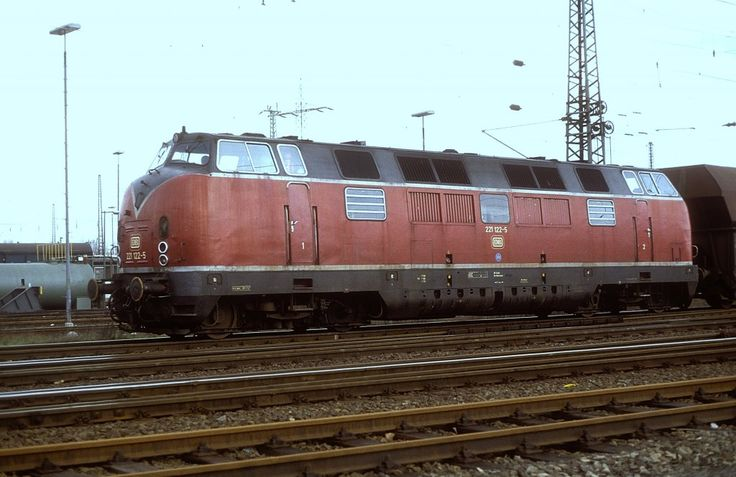 221 122 Oberhausen-W 22.04.86