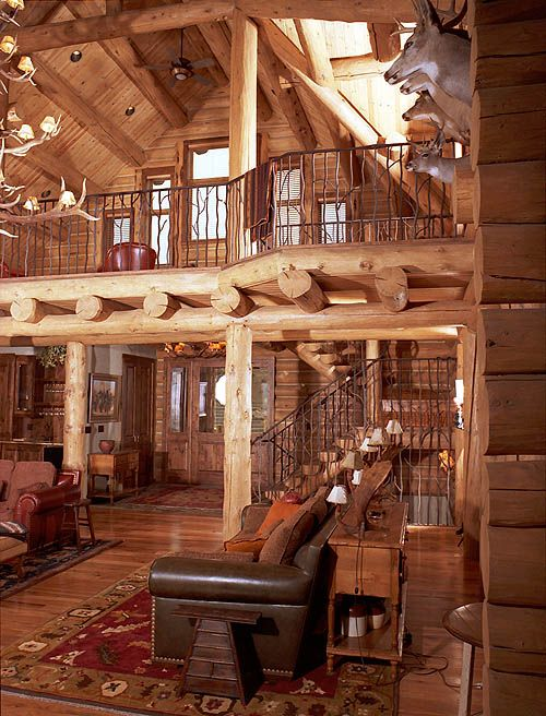 Oregon Pictures: Inside Our Hunting Lodge - Highland Hills Ranch
