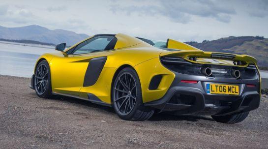2017 McLaren 650S Release Date, Reviews, Changes - New Car Rumors