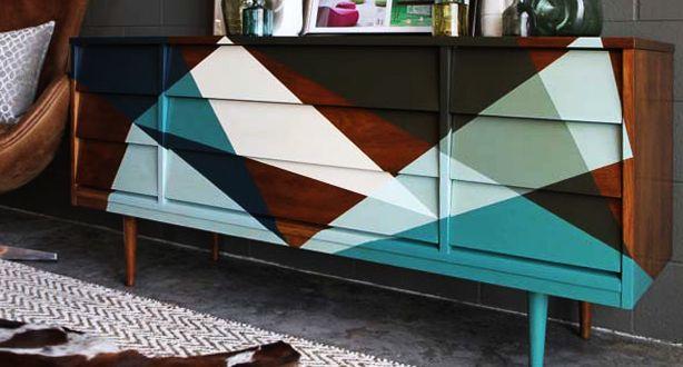 Interessante Möbel-Streichen-Ideen - fresHouse