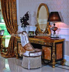 2013 E61 Italian classical bedroom furniture