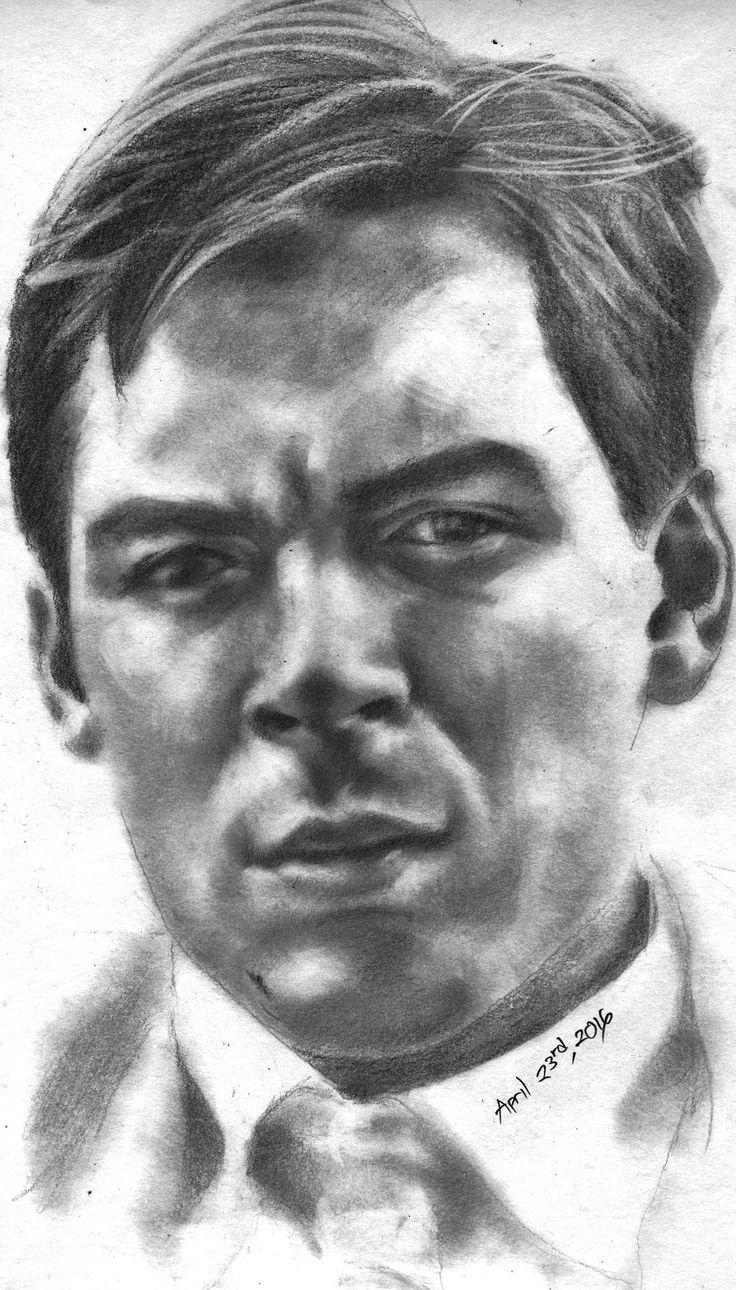 Che Guevara Pencil Portrait