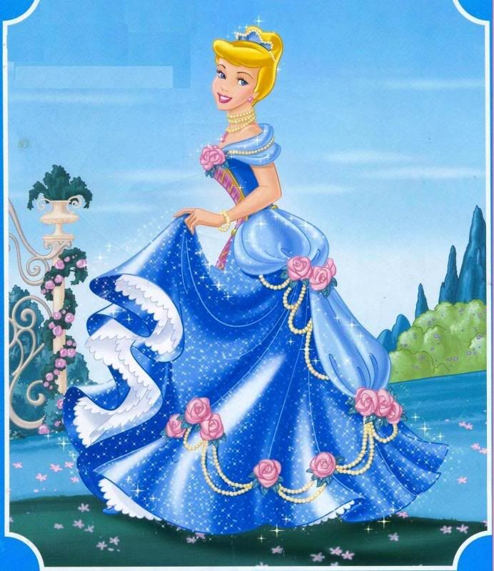 A Princess - Disney Princess Cinderella