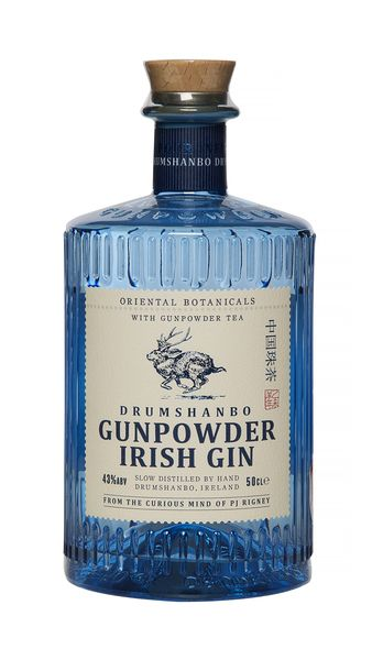 Gunpowder Irish Gin + Pink Grapefruit