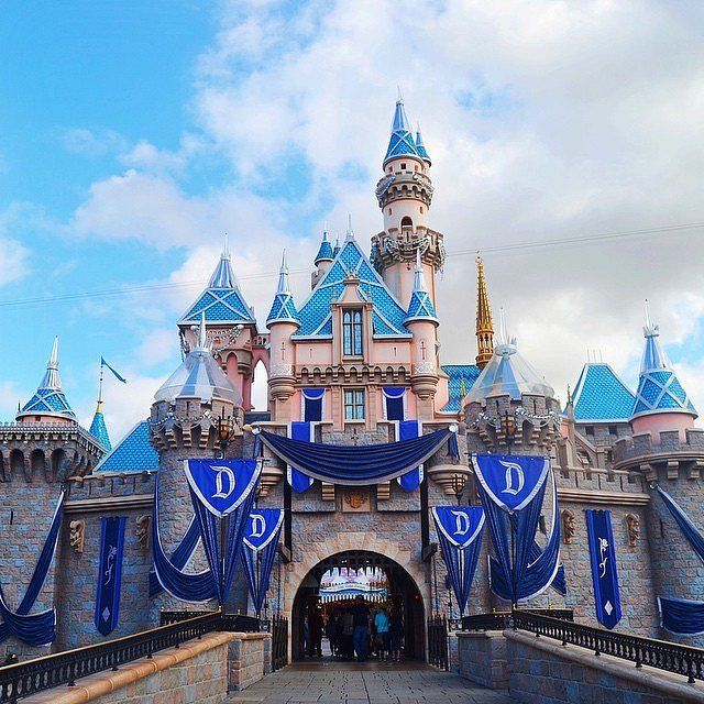 If you didn't take a picture of Sleeping Beauty's castle then did you really go to Disneyland?