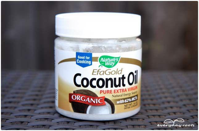coconut oil for toenail fungus, sounds like a great alternative to medicine