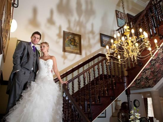 """""""I have had lots of people praise the DJ – I did have one complaint but it's a compliment I think. My friend said that she had blisters on her feet because she couldn't stop dancing as you never played a bad record. Thanks again."""" As Wedding DJs & Party Hosts, based in Bristol, we offer services across the Southwest. Contact us today on our website for a free quote: http://www.celebrationroadshow.co.uk/ #Weddings #DJ #Party #Event #Bristol #England #Discos"""