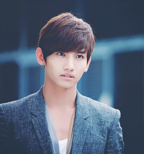 """""""""""People cry, not because they are too weak. It's because they have been strong for too long."""" - Changmin of TVXQ!"""""""