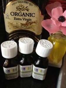 Essential oil air freshener: DIY