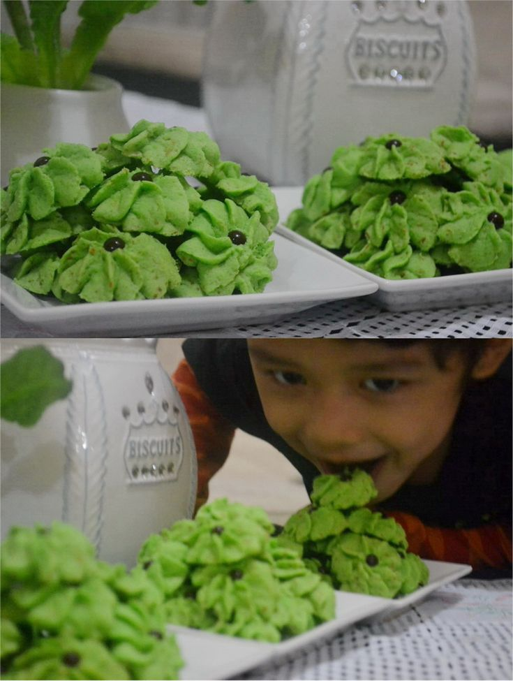 Diah Didi's Kitchen: Sagu Keju Pandan