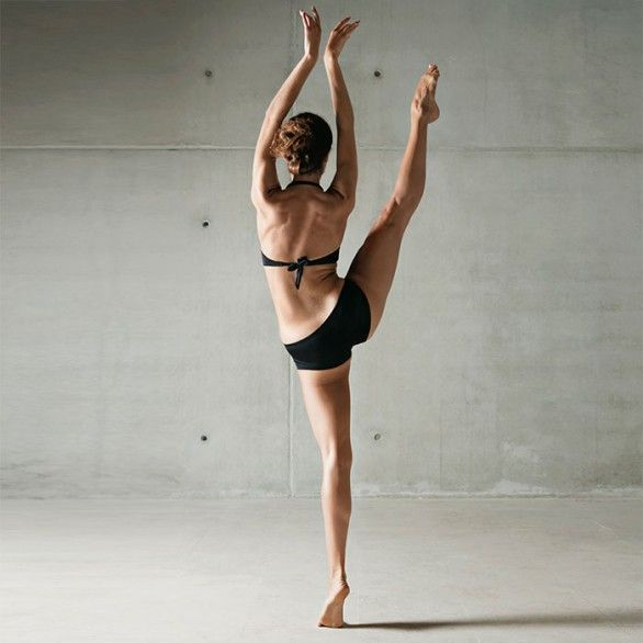 The Butt Workout a Professional Ballerina Swears By. Do these lower body exercises as your warm-up and you'll sculpt an enviable dancer's booty—minus the ballet lessons!