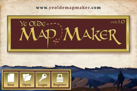 Ye Olde Map Maker - Great online Map Maker for D  Prints table top maps!!!