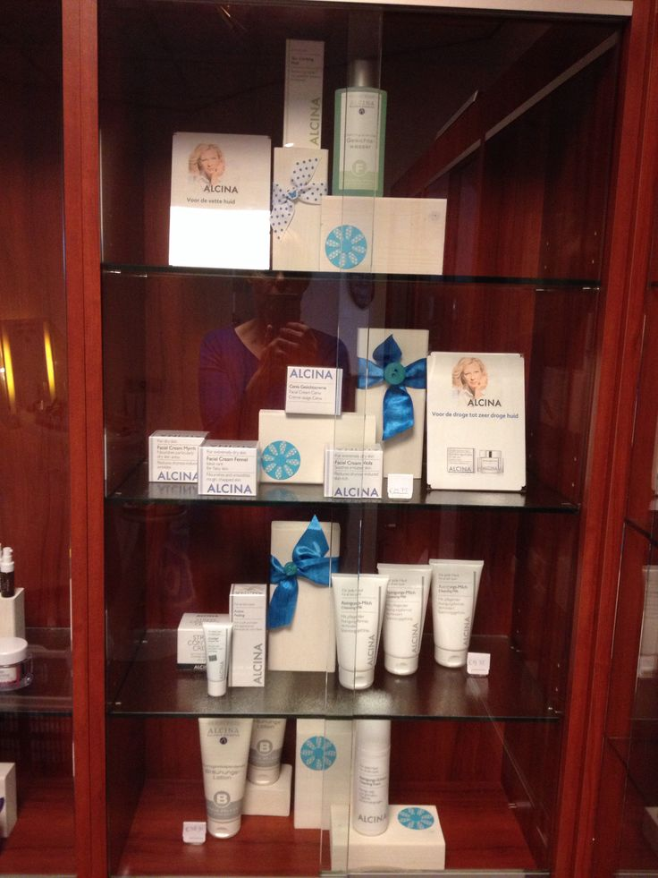 Etalage Beauty Center Jaquelien Uden