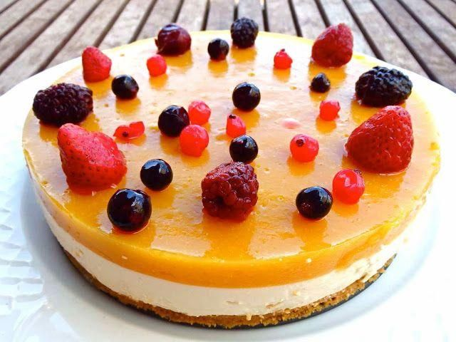 4 tartas sensacionales que se elaboran sin necesidad de usa horno. ¡Toma nota!